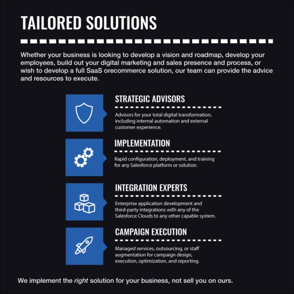 Vendor Agnostic Tailored Solutions
